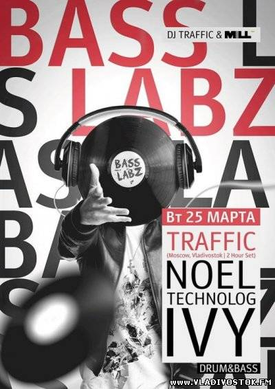 TRAFFIC pres. BASS::LABZ @ MILL